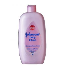 Johnson's Baby Pink Lotion 500 Ml (Italy)