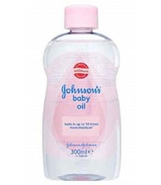 Johnson's Baby Oil 300 Ml (Italy)