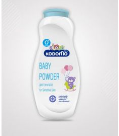 Kodomo Baby Powder Extra Mild (400gm)