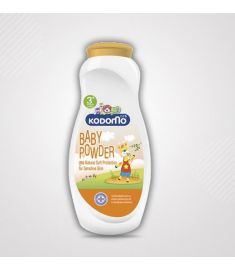 Kodomo Baby Powder Natural Soft Protection 200gm