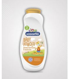 Kodomo Baby Powder Natural Soft Protection (400gm)