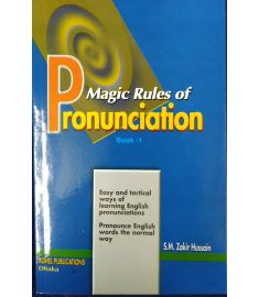 Magic Rules of Pronunciation Book-1