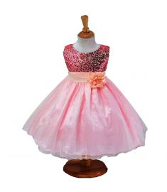Gorgeous Party Dress for Girl's ME1