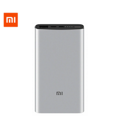 Mi 10000mAh Power Bank 3 with 2-way USB-C 18W fast charging