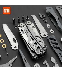 Mi HUOHOU 15 In 1 Multi function Pocket Folding Knife Survival Tool