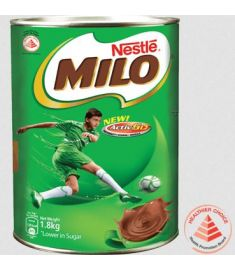 Nestle MILO Activ-Go (Chocolate Flavored) Powder Drink Tin 400 GM