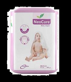 NeoCare Baby Belt Diaper M 4-9kg 50pcs
