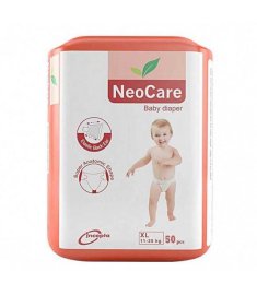 NeoCare Baby Belt Diaper XL 11-25kg 50pcs