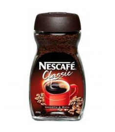 Nestle Nescafe Classic Instant Coffee Jar 200 gm