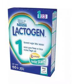 Nestlé LACTOGEN 1 Infant Formula with Iron BIB - 350 gm