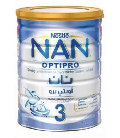 Nestlé NAN 3 Follow Up Formula With Optipro TIN - 800 gm