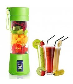 USB Mini Electric Fruit Blender