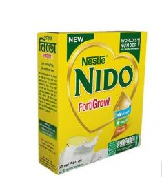 Nestlé NIDO Fortigrow Full Cream Milk Powder (700 gm)