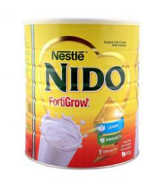 Nestle NIDO Fortigrow Full Cream Milk Powder 900 gm