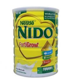 Nestle NIDO Fortigrow Full Cream Milk Powder (900 gm)