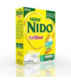 Nestlé NIDO Fortigrow Full Cream Milk Powder (350 gm)