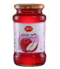 PRAN Apple Jelly 500 gm