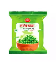 PRAN Fried Peas (Motor Bhaja) 30 gm (5 pcs)