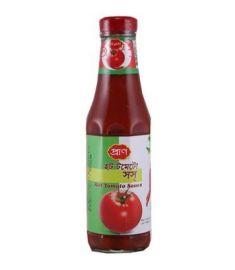 PRAN Hot Tomato Sauce 340 gm