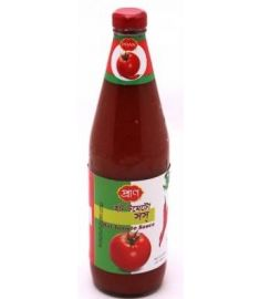 PRAN Hot Tomato Sauce 750 gm