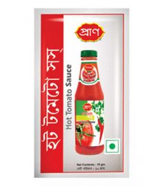 PRAN Hot Tomato Sauce Mini 10 pcs
