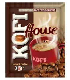 PRAN Kofi House 3 in 1 Instant Coffee 1 kg