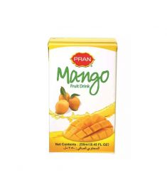 PRAN Mango Fruit Drink 250 ml