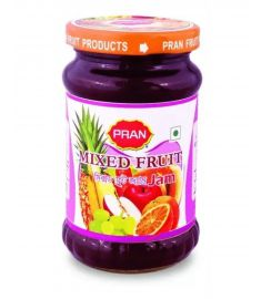 PRAN Mixed Fruit Jam 375 gm