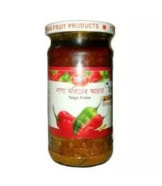 PRAN Naga Chili Pickle 300 gm