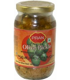 PRAN Olive Pickle 400 gm