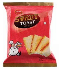 PRAN Sweet Toast Biscuit 200 gm