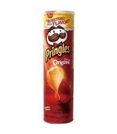 Pringles Potato Chips Original