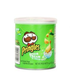 PRINGLES Potato Chips Sour Cream & Oniom 37gm