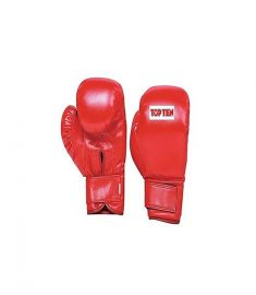 Sports One Boxing Gloves Full Finger Red
