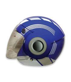 STM-009 ABS Half Face Bike Helmet