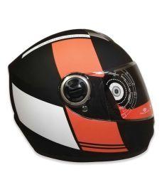 STM-012PR ABS Full Face Bike Helmet