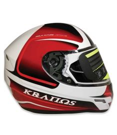 STM-218 ABS Half Face Bike Helmet
