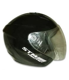 STM-248 ABS Half Face Bike Helmet