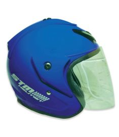 STM-535 ABS Half Face Bike Helmet
