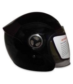 STM-619 ABS Half Face Bike Helmet