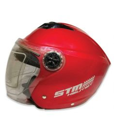 STM-736 ABS Half Face Bike Helmet
