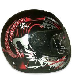 STM-858 Full Face Bike Helmet