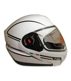 STM-918 ABS Half Face Bike Helmet