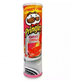 Pringles Sweet Chili Potato Chips 147 gm