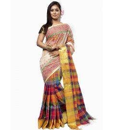 Cotton Sari || TMT1140