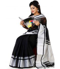 Half Silk Sari || TMT1156