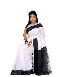 Half Silk Sari || TMT1157