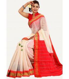 Half Silk Sari || TMT1162