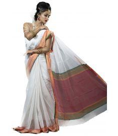 Half Silk Sari || TMT1168