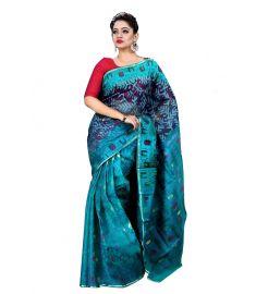 Jamdani Sari || TCB301